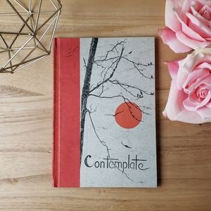 [Vintage] 1973 -1st Edition - Contemplate - Signed
